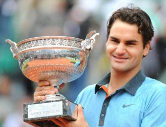Das SID-Kalenderblatt am 7. Juni 2020: Roger Federer gewinnt die French Open