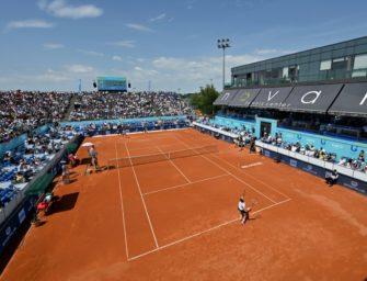 WTA-Turnier in Prag mit bis zu 2000 Zuschauern