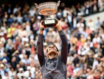ATP/WTA: Neustart im August, French Open eine Woche verschoben