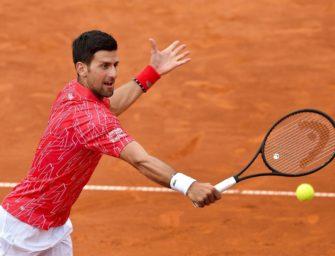 Adria-Tour ohne Abstandsregeln: Djokovic wehrt sich gegen Kritik