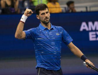 Nach Kritik an US Open: Djokovic plötzlich aufgeschlossen