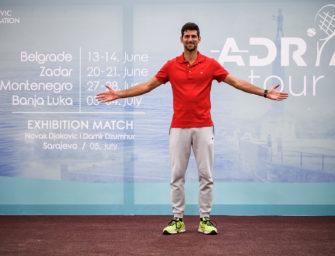 Podcast: Novak Djokovic und der Super-GAU fürs Welttennis
