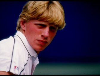 Queen's: Als Boris Becker seinen ersten ATP-Titel gewann