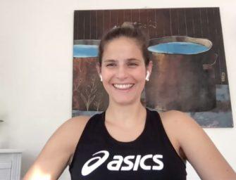 "Julia Görges im tennis MAGAZIN-Webinar: ""Tennis ohne Fans wäre komisch"""