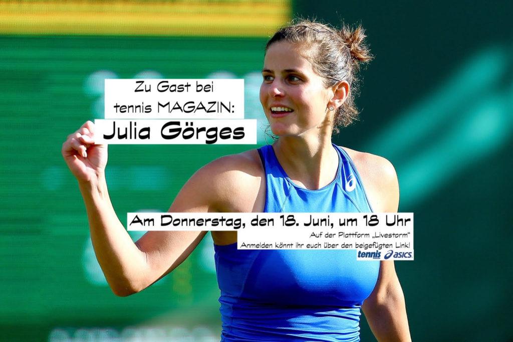 Webinar Julia Görges