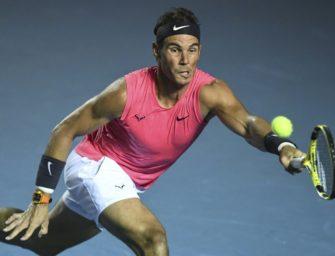 Nadal sagt in Madrid zu und nährt Zweifel an US-Open-Teilnahme
