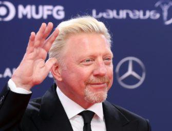 """""""Mach ihn, er macht ihn!"""": Laureus würdigt Becker mit speziellem Video"""