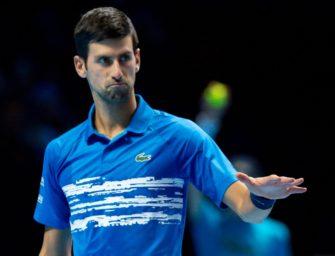 """Djokovic zweifelt an US-Open-Start und spricht von """"Hexenjagd"""""""