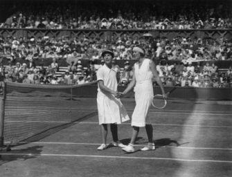 Wimbledon 1931: Cilly Aussem gewinnt historisches Finale