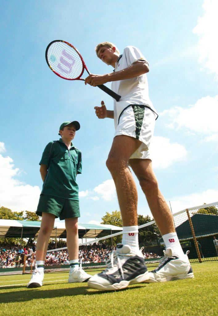 Alexander Popp – Wimbledon 2003