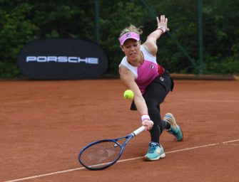 Ladies' Pro Series: Siegemund und Friedsam führen Final-Quartett an