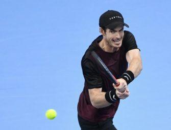 Positiver Coronatest: Murrays Teilnahme an Australian Open gefährdet