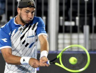 Struff trotz Niederlage gegen Djokovic stolz auf Auftritte in New York