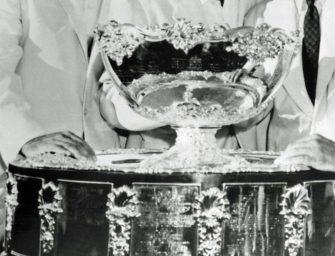 Vor 50 Jahren: Erstes deutsches Davis-Cup-Finale