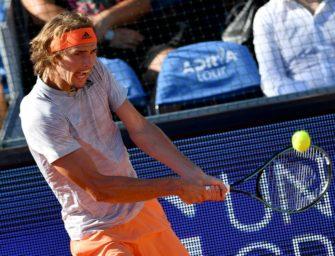 Management bestätigt: Alexander Zverev spielt US Open