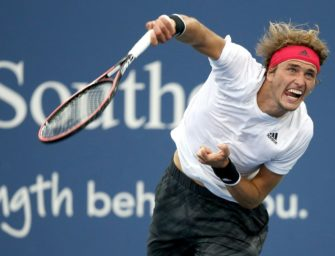 Sportwetten: Zverev bei US Open im erweiterten Favoritenkreis