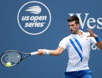 Djokovic erreicht Finale in New York