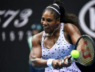 Serena Williams gewinnt Auftaktmatch in Lexington