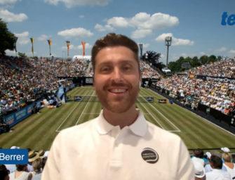 """Michael Berrer im tennis MAGAZIN-Webinar: """"Man braucht eine Vision"""""""