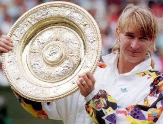 17. August 1987: Steffi Graf besteigt den Thron