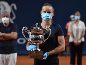 Fiona Ferro gewinnt erstes Turnier nach der Coronapause