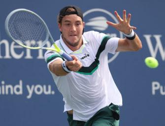 Struff scheitert im Viertelfinale an Djokovic