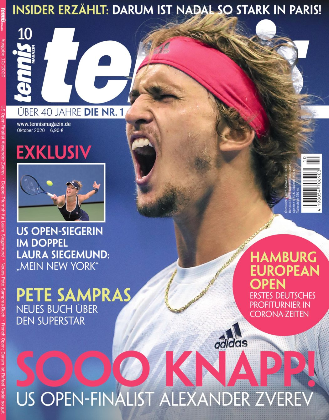 tennis MAGAZIN 10/2020