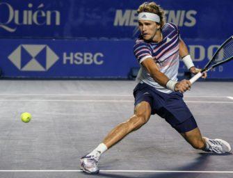US Open: Zverev Außenseiter im Finale gegen Thiem