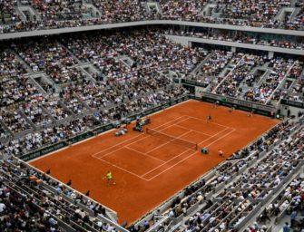 French Open: Nur 5000 statt 11.500 Fans pro Tag