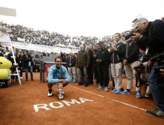 """""""Riesige Ungerechtigkeit"""" in Rom: Zuschauer-Ausschluss verärgert Tennisverband"""