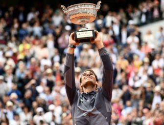 """Paris-Rekordsieger Nadal: """"Die schwierigsten Bedingungen für mich"""""""