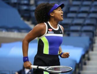 Naomi Osaka gewinnt zum zweiten Mal die US Open