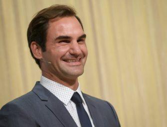 Der fünfte Beatle: Federer singt wieder