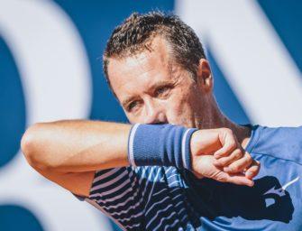 French Open: Kohlschreiber scheitert an Garin