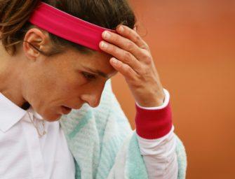 Rückenprobleme: Petkovic sagt ihren Start in Sandplatz-Saison in Charleston ab