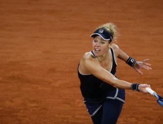 French Open: Siegemund als erste deutsche Einzelspielerin in der zweiten Runde