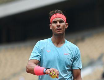 French Open: Nadal im Eiltempo in der dritten Runde