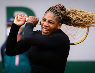 French Open: Serena Williams tritt nicht zu Zweitrundenmatch an