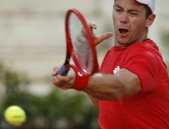 Koepfer setzt Siegesserie fort: Viertelfinale gegen Djokovic