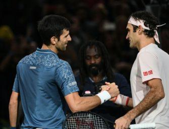 287 Wochen die Nummer eins: Djokovic jagt Federer