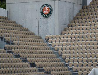Zuschauer in Roland Garros: French Open stechen die Bubble an