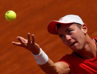 ATP-Masters in Rom: Koepfer schlägt Monfils und steht im Achtelfinale