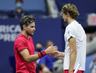 Trotz 2:0-Satzführung: Zverev verliert Finale der US Open gegen Thiem