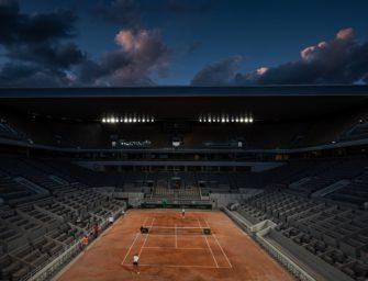 French Open: Von 20.000 auf 1.000 Zuschauer pro Tag