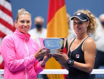 Im Video: Siegemund und Zvonreva wollen auch die French Open spielen