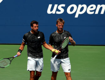 US Open: Meine Premiere in New York