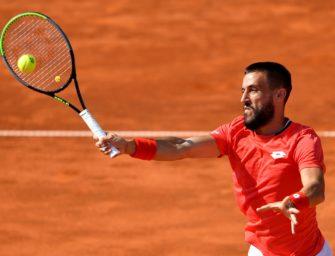 French Open-Quali: Fünf Spieler ausgeschlossen