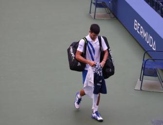 Disqualifikation von Djokovic: Hart, aber fair