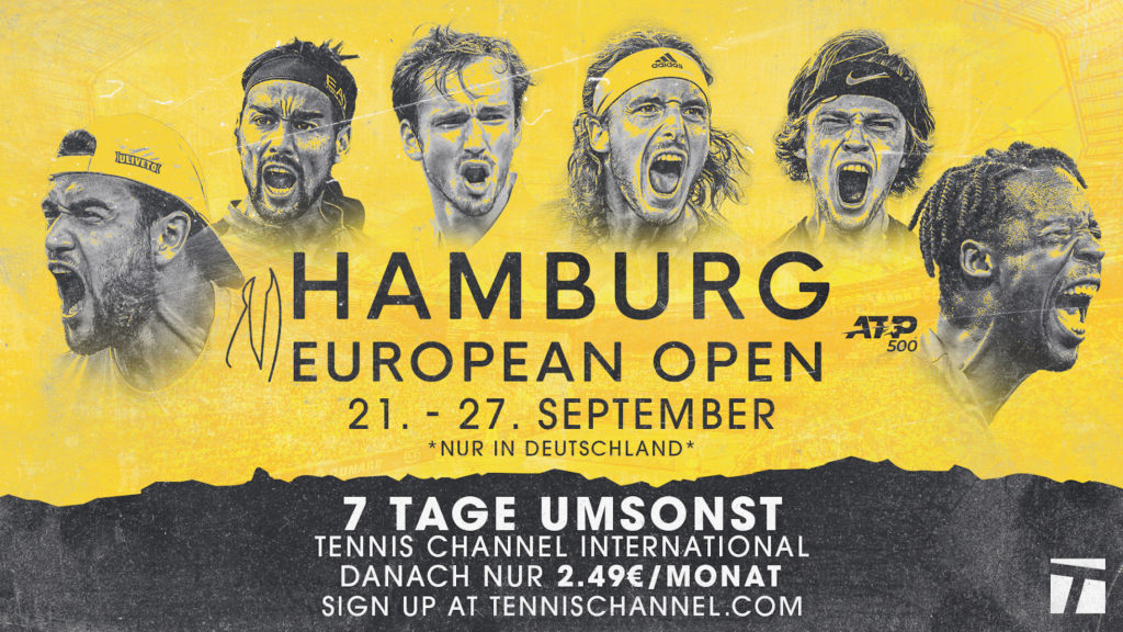 Tennis Hamburg Live