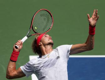 US Open: Kerber, Struff und Zverev erreichen 3. Runde
